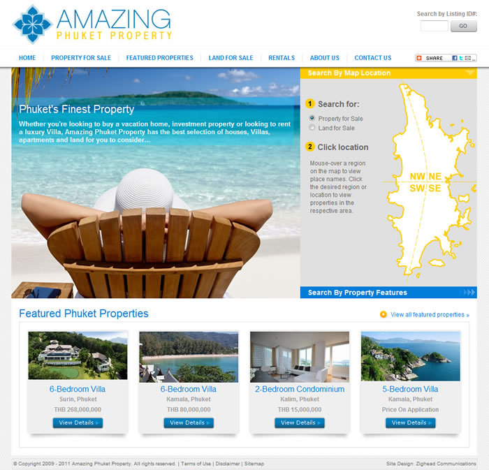 phuket real estate website