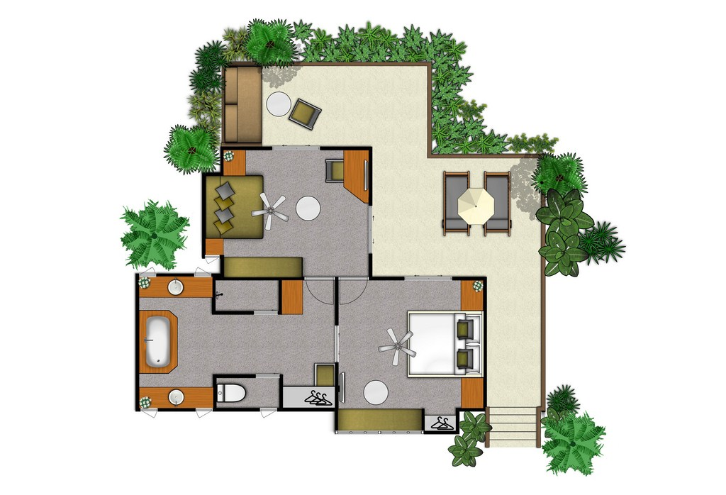 Floor Plans For Hotels Resorts Real Estate Sales