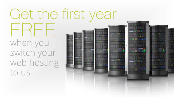 free website hosting offer